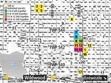 AB/Yellowhead County SW 16-54-8
