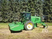 2011 John Deere R450 16 Ft Swat