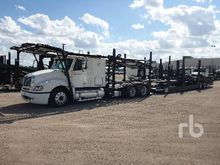 2007 Sterling LT9500 T/A Low Si