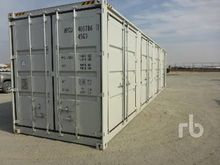 40 Ft High Cube Storage Contain