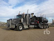1998 peterbilt 385 4000 Gallon