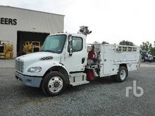 2005 Freightliner M2 S/A Tire T