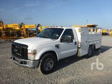 2008 Ford F350 Tire Truck