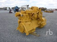 caterpillar d353e Marine Engine