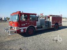 1983 Pierce E2056 Crew Cab S/A