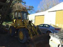 1984 caterpillar 910 Wheel Load
