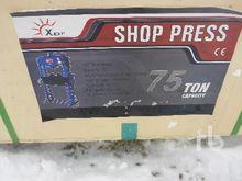 amoel 50 Ton Hydraulic Shop Pre