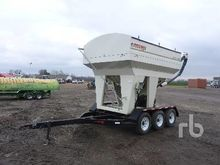 e-kay 7 In. Bin Sweeps Grain Ha