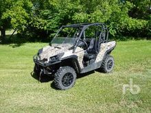 2014 can-am commander 800xt Sid
