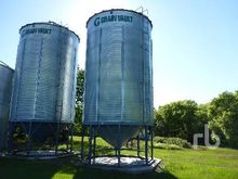 grain vault 3300 +/- Bushel 15