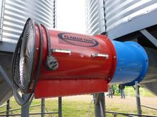 flaman fans fcj18-1-1 3 HP Aera