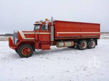 1979 Peterbilt 353S T/A Grain T