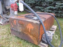 125 Gallon Skid Tank