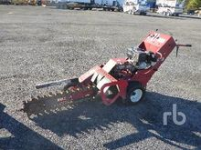 barreto 1324d Parts Only Trench