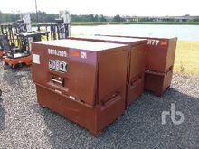 Qty of Jobox Job Site Box