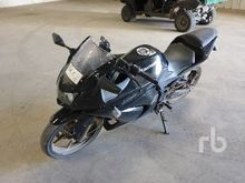 2011 Kawasaki Ninja Motorcycle