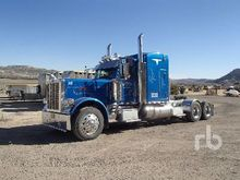 2006 Kenworth T800 Wide Nose 6x