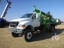 2003 Ford F750 4x4 Deep Rock DR