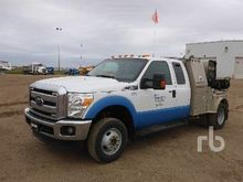 2014 Ford F350 XLT Extended Cab