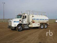 2013 Kenworth T800 T/A Fuel & L