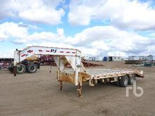 2014 PJ Trailers 22 Ft x 8 ft 6