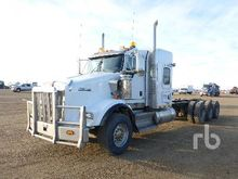 2011 Freightliner M2 S/A Cab &