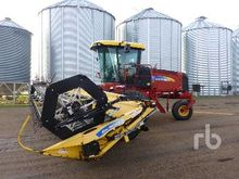 2010 New Holland H8040 30 Ft Sw