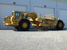 1985 Caterpillar 657E Motor Scr