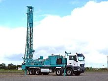 Bournedrill 1250HR Truck Mounte