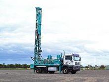 Bournedrill 1250R Truck Mounted