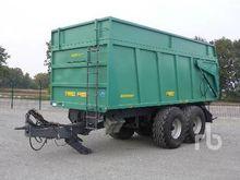 2009 oehler tmv200 T/A End Dump