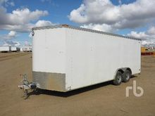 2012 Wells Cargo 21 ft 6 in T/A