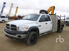 2009 Dodge 5500HD SLT Crew Cab