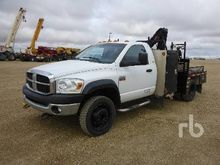 2010 Dodge 5500HD SLT 4x4 w/Hia
