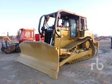 1996 Caterpillar D6H LGP Crawle