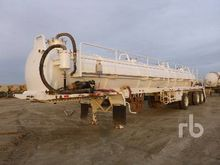 2008 Dragon 140 Barrel T/A Vacu