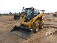 2007 Caterpillar 236B Skid Stee