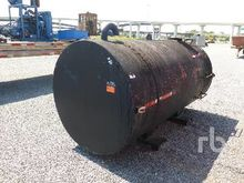 Skid Mounted Asphalt Tank