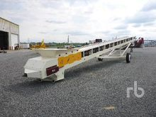 2016 JP Conveyors 36 In. x 60 F