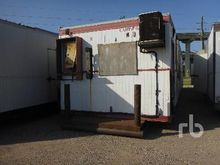 Travco Skid Mounted Diner Mobil
