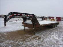 2009 PJ Trailers 25 Ft x 8 ft 6