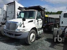 2013 Peterbilt 337 Dump Truck (