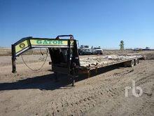 2011 Big Tex 22GN35BK+5CP 35 Ft