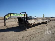 2014 Gator Made 30 Ft x 8 Ft T/