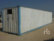 16 Ft Office Container