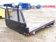 2015 double a ctd-8 Truck Deck