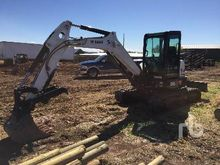 Takeuchi TB800 Mini Excavator (