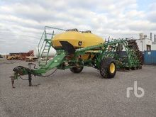 1997 Bourgault 8810 34 Ft Air D