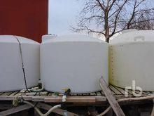 1250 Gallon Poly Tank