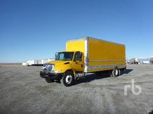2011 international 4300 sba Dur